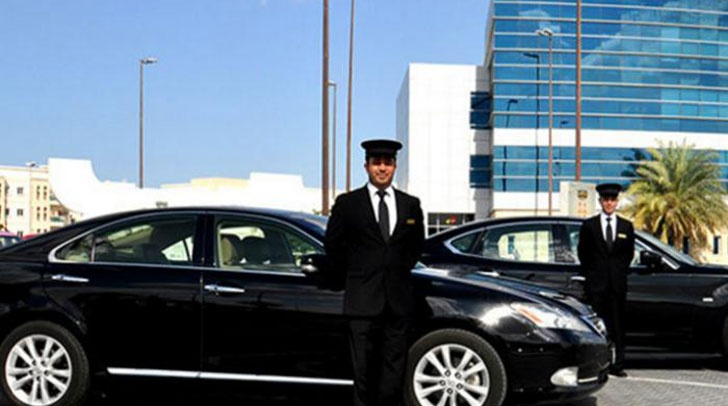 Limousine Driver job for Dubai